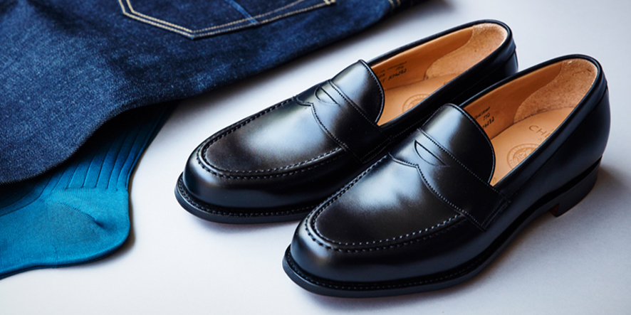 「PURELY MADE IN ENGLAND」なローファーたちに注目