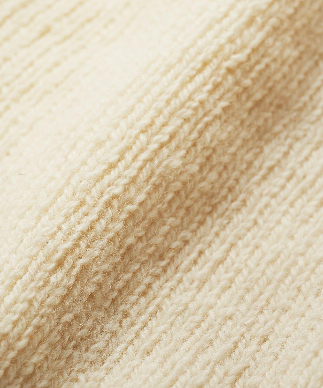 マカラスター クルーネックニットセーター