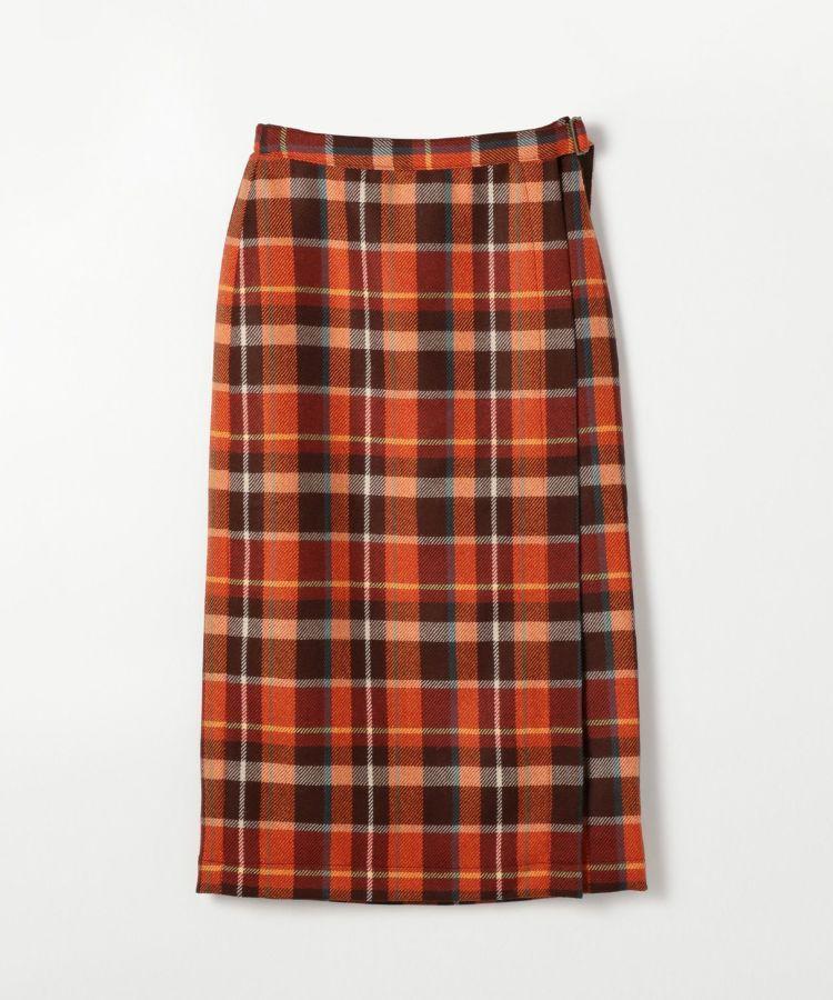 マカラスター ラップスカート