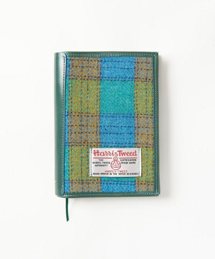 HARRIS TWEED 2(BLUE)